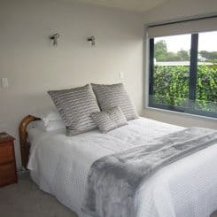 Bedroom - Sails Villa - Crows Nest Opua