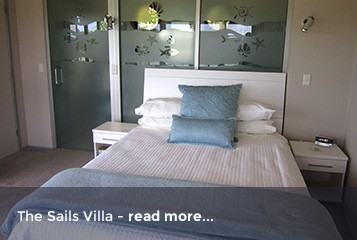 The Sails Villa - Crows Nest Opua